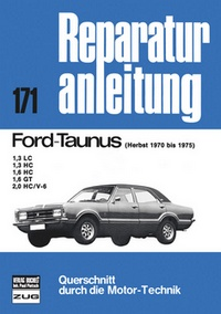 Ford Taunus    Herbst 1970-1975