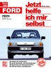 Ford Fiesta - bis März '89 / Benziner und Diesel // Reprint der 3. Auflage 1992