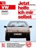 VW Passat  April '88 bis Oktober '93 - Benziner Vierzylinder ohne G60 und syncro // Reprint der 4. Auflage 1997