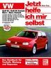 VW Golf IV  Variant / Bora / Bora Variant ab September 1997 - Benziner und Diesel // Reprint der 2. Auflage 2003