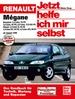 Renault Mégane ab Januar 1996 - Benziner und Diesel // Reprint der 1. Auflage 2000