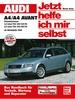 Audi A4 / A4 Avant     ab Modelljahr 2000 - Dieselmotoren  //  Repron der 1. Auflage 2002