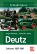 Deutz  1 - Traktoren 1927-1981