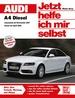 Audi A4 / A4 Avant Diesel - ab Modelljahr 2007/2008 Vierzy. 2,0 l bis 2,7 l TDI (120-190 PS) Sechszy. 3,0 l V6 (211/240 PS)