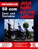 Motorroller - 50 ccm, Zwei- und Viertakter