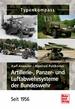 Artillerie-, Panzer- und Luftabwehrsysteme der Bundeswehr - seit 1956