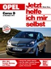 Opel Corsa D  - ab Modelljahr 2013