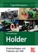 Holder - Einachsschlepper und Traktoren seit 1930