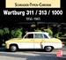 Wartburg 311 / 313 / 1000 - 1956-1965