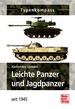 Leichte Panzer und Jagdpanzer - seit 1945