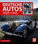 Deutsche Autos - 1920 - 1945