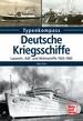 Deutsche Kriegsschiffe - Lazarett-, KdF - und Wohnschiffe 1933-1945