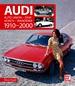 Audi 1910-2000 - Auto Union - DKW - Horch - Wanderer