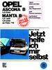 Opel Ascona/Manta B  1,3 Liter ab Februar '79