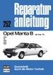 Opel Manta B   ab 08/75