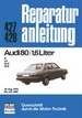 Audi 80  /  1,6 Liter   ab Aug. 1978 bis Juli 1980 - S / LS / GLS / GLE