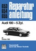 Audi 100   5 Zyl.  ab  10/1980