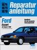 Ford Escort ab August 1990 - 1,1/1,4E/1,6E-Benzin-Motorren // Reprint der 9. Auflage 1991