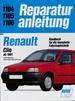 Renault Clio ab 1991 - C/E/F-Motoren 1100/1200/1400/1800 ccm  //  Reprint der 1. Auflage 1991
