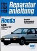 Honda Civic ab Baujahr 1987 - 1.5i-Motor / 1.6i-VTEC-Motor //  Reprint der 4. Auflage 2000
