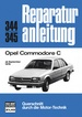 Opel Commodore C   ab  09/1978