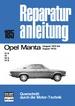 Opel Manta   08/70 bis 08/75