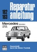 Mercedes 200-8 / 220-8   1968 bis 07/1973