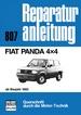 Fiat Panda 4x4 - ab Baujahr 1983      //  Reprint der 3.Auflage 1986
