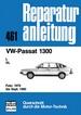 VW-Passat 1300 - L/GL     Febr. 1979 bis Sept. 1980           //  Reprint der 9. Auflage 1981