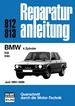 BMW 4 Zylinder - 518/518i      Juni 1981-1986           //  Reprint der 1. Aulage 1988