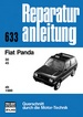 Fiat Panda - 30/45  ab 1980    //  Reprint der 9. Auflage 1989
