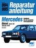Mercedes Diesel Serie 123 - 200D/220D/240D/300D        1976 bis 1978    //Reprint der 8. Auflage 1989