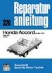 Honda Accord    ab Mai 1976 - 1600 qcm / CVCC    //  Reprint der 5. Auflage 1979