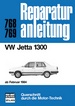 VW Jetta 1300  ab Februar 1984 - Reprint der 10. Auflage 1985