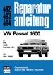VW Passat 1600   ab Oktober 1980 - S/LS/GLS/Formel E    //  Reprint der 2. Auflage 1987