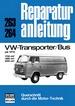 VW Transporter/Bus  ab 1973 - 1700/1800/2000 cm³ //  Reprint der 3. Auflage 1977