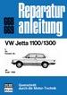VW Jetta 1100/1300  ab September 1980 - L/GL/Formel E  //  Reprint der 4. Auflage 1983