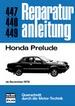Honda Prelude  ab November 1978 - Reprint der 6. Auflage 1981