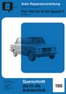 Fiat 124/124 S/124 Spezial T  ab 1970 - Reprint der 9. Auflage 1973