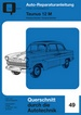 Taunus 12 M - Dreigang-/Viergang-Getriebe //  Reprint der 1. Auflage 1970