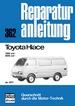 Toyota Hiace  ab 1977 - 1600 cm³ / 2000 cm³  //  Reprint der 4. Auflage 1980