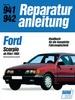 Ford Scorpio    ab März 1988 - Sechszylindermodelle  //  Reprint der 9. Auflage 1988