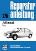 Alfasud - ti / Sprint  // Reprint der 8. Auflage 1977