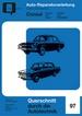 Ford Consul - Corsair/315/Capri/Cortina und G-Modelle  //  Reprint der 4. Auflage 1974