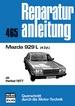 Mazda  929  L    - ab Herbst 1977 / 4 Zylinder  //  Reprint der 12. Auflage 1981