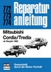 Mitsubishi Cordia/Tredia    - ab Baujahr 1982   //  Reprint der 4. Auflage 1985