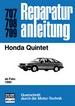 Honda Quintet - ab Februar 1980  //  Reprint der 12. Auflage 1983