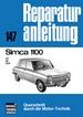 Simca 1100 - LS/GL/GLS  //  Reprint der 7. Auflage 1975