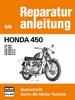 Honda CB 450 - CB 450/CL 450/CB450 K3/CB 450 K4/CB 450 K6 // Reprint der 3. Auflage 1978