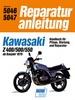 Kawasaki Z 400 / Z 500 / Z 550 - ab Baujahr 1979  //  Reprint der 8. Auflage 1993